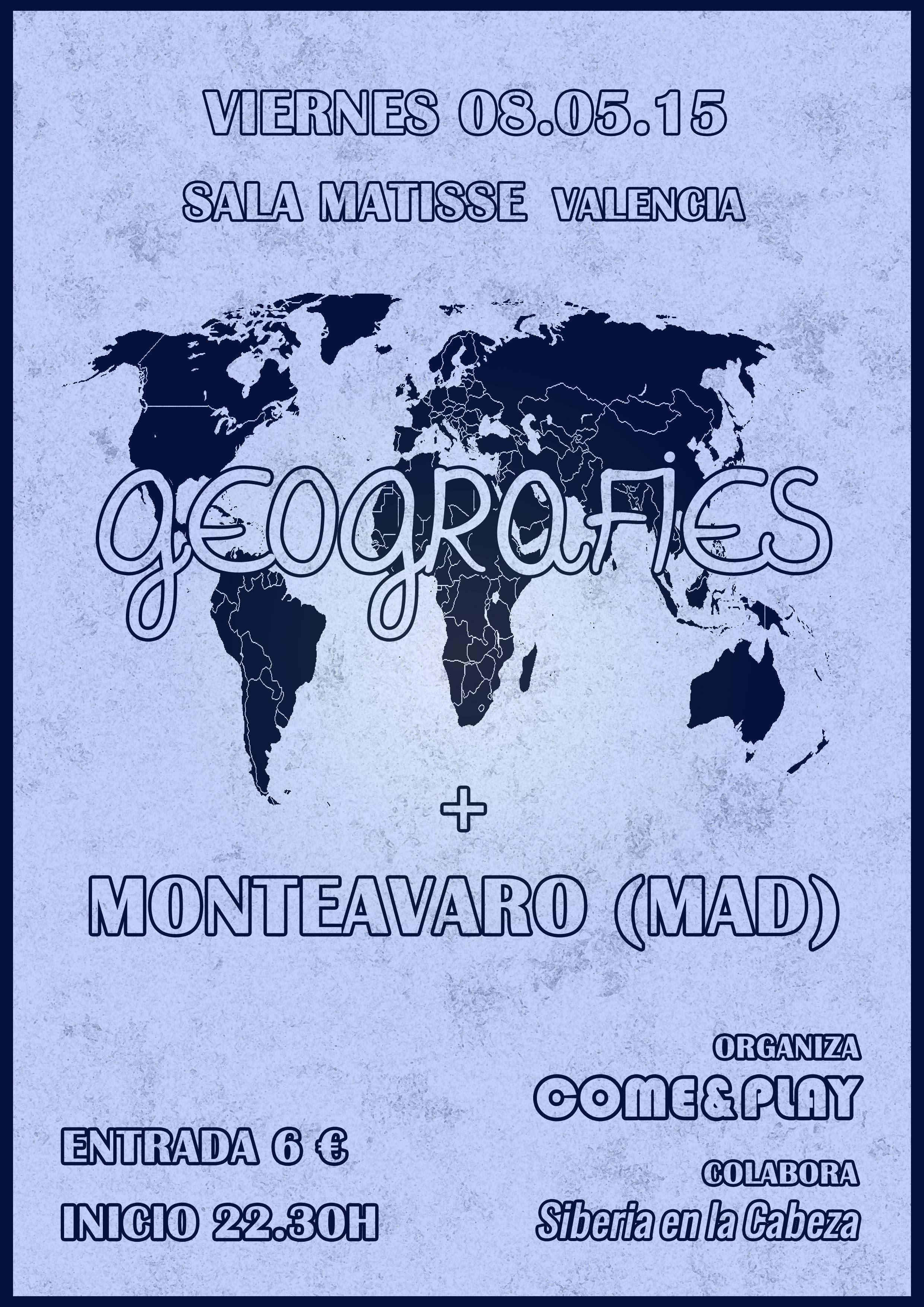 GEOGRAFIES+MONTEAVARO