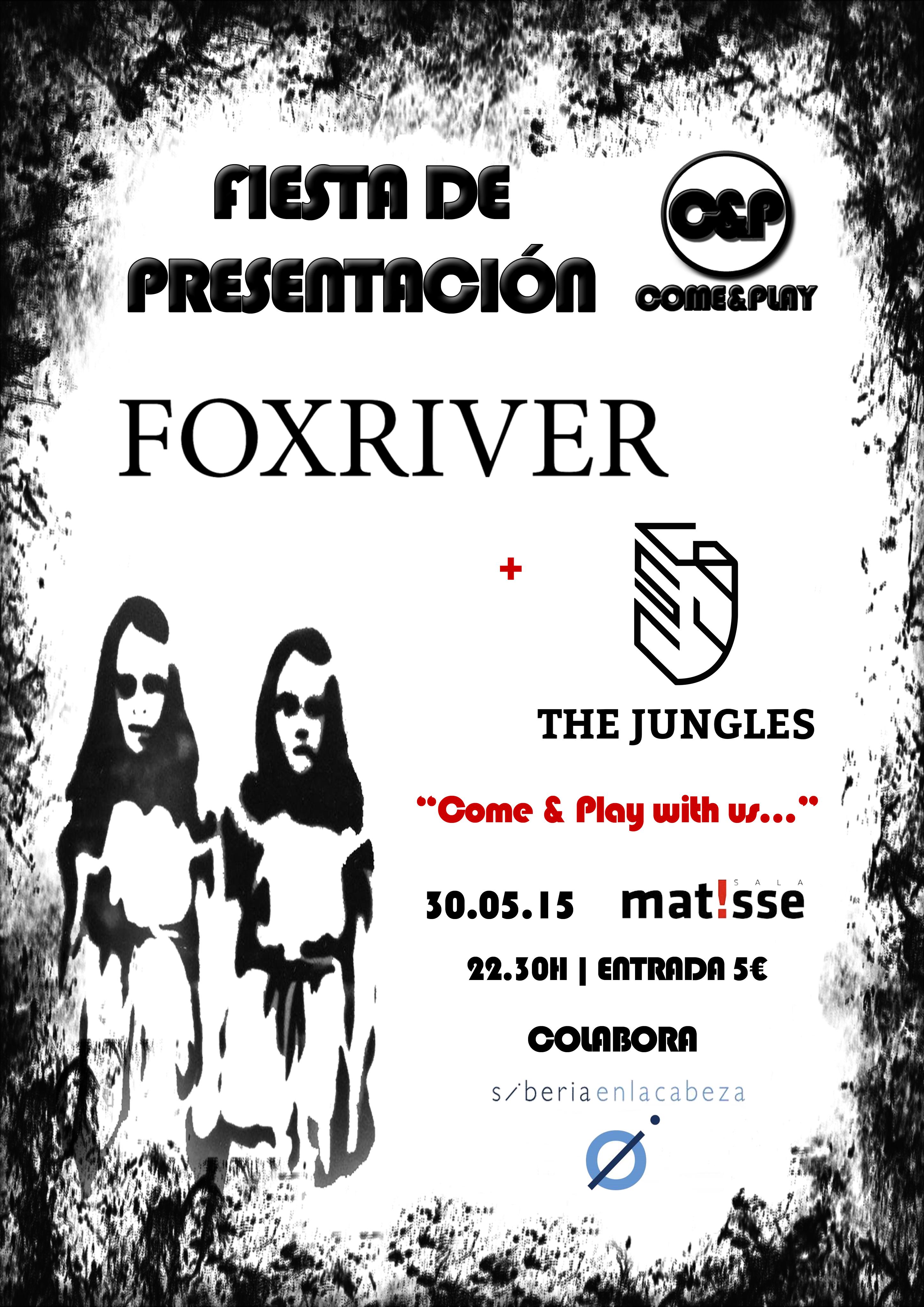 FOXRIVER + THE JUNGLES