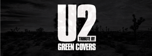 u2 tribute green covers