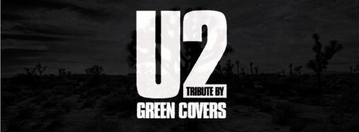u2 tribute green covers