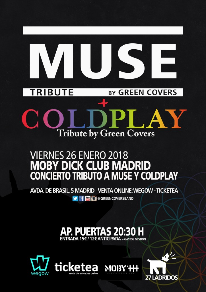 green covers madrid moby dick