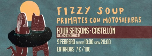 ID FIZZY PRIMATES CASTELLÓN