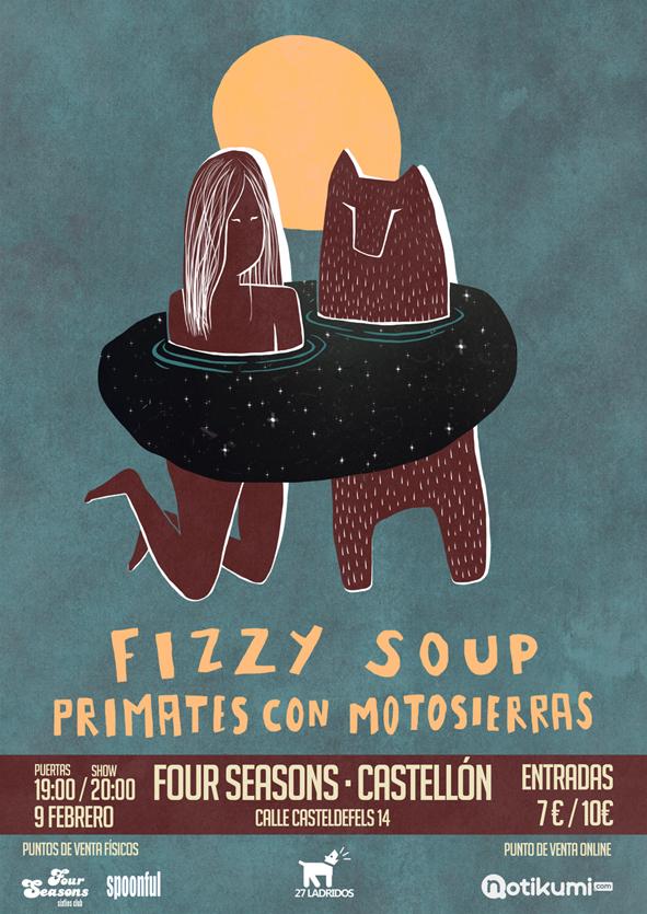 fizzy soup castellón