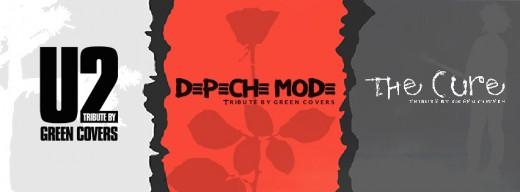 01 U2, DEPECHE MODE, THE CURE, FACEBOOK